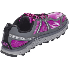 Altra Lone Peak 3.5 Trail Running Shoes Women pink and gray